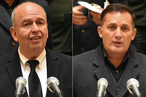 Policía confirma que exministros Murillo y López dejaron el país el 9 de noviembre
