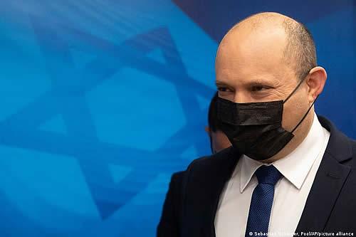 Primer ministro israelí se reúne con el presidente egipcio en primera visita en una década