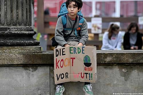 Protesta por cambio climático: ¿un conflicto generacional?