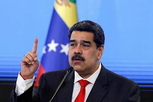 """Maduro, sobre la toma del Capitolio de EE.UU.: """"¿Quién lo iba a decir del país del que surgen los golpes de Estado?"""""""