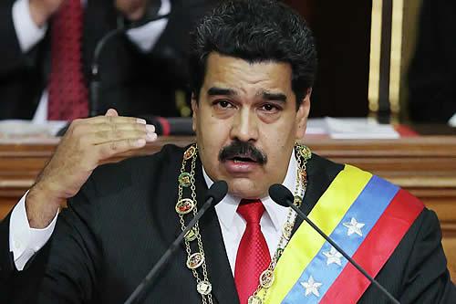 Maduro celebra que la oposición venezolana reconozca al consejo electoral