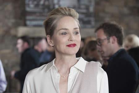 Sharon Stone retoma su carrera tras su aneurisma cerebral de la mano de HBO