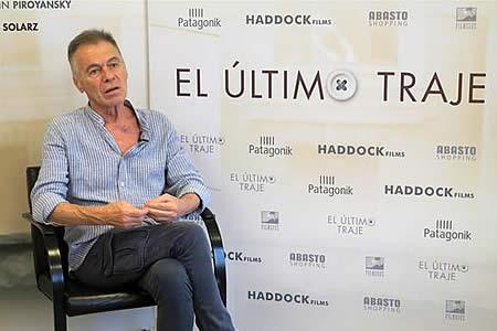"""""""El último traje"""" lleva a Argentina un relato de amor nacido del Holocausto"""