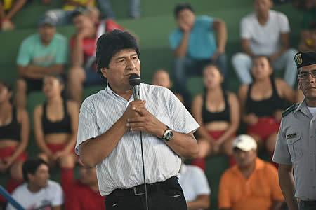 Morales denuncia plagio del Código del Sistema Penal con mentiras