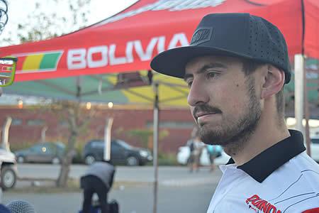 Daniel Nosiglia y Marco Bulacia ocuparon las posiciones 13 y 14 en motos y coches de Dakar 2018