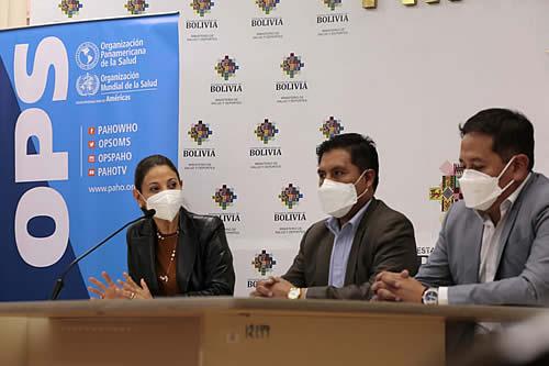 Ministerio de Salud y OPS lanzan curso de Oxigenoterapia en atención de casos COVID-19