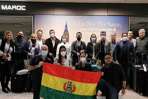 Opositores ya están en Washington para denunciar persecución política en Bolivia