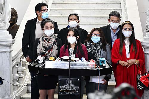 Parlamento Supraestatal planteará la condonación de la deuda externa de Bolivia generada por la pandemia