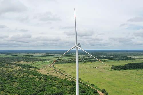 ENDE lanza licitación para construir el parque eólico La Ventolera en Tarija