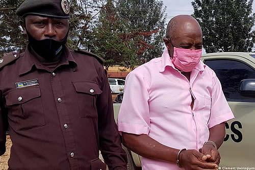 """Héroe de filme """"Hotel Ruanda"""", declarado culpable por terrorismo"""