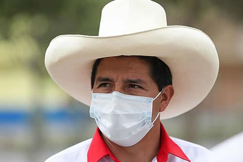 Pedro Castillo obtiene 50,20% y Fujimori, el 49,79% al 99,99% del cómputo