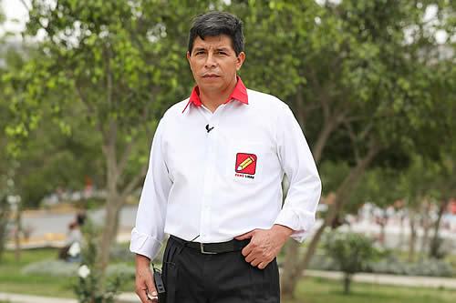 Perú: Pedro Castillo dice que dará garantías y dialogará con sector empresarial