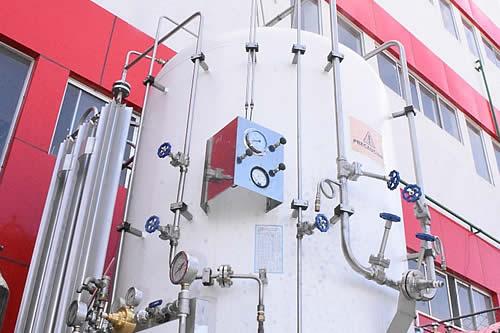 Potosí estrena moderna planta de oxígeno para su Centro COVID Sevilla