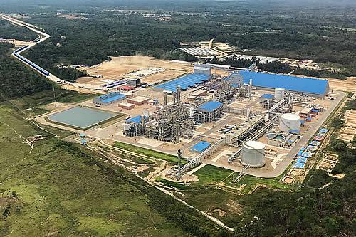 YPFB niega fuga de amoniaco y nitrógeno en la planta de urea