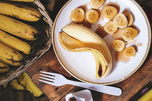Dulces y saludables: los 5 beneficios más importantes de los plátanos
