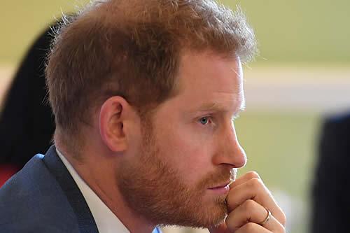 """""""Sé cómo te sientes"""": El conmovedor mensaje del príncipe Enrique a los hijos de sanitarios fallecidos por el coronavirus"""