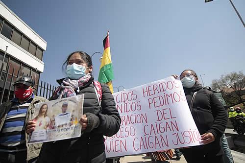 """Abogado denuncia """"cártel de impunidad"""" para liberar a Áñez y evitar juicio a Mesa, Camacho y Pumari por su rol en el golpe"""