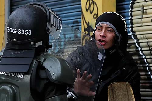 La rebelión resiste en Colombia y hace historia contra la represión y el FMI
