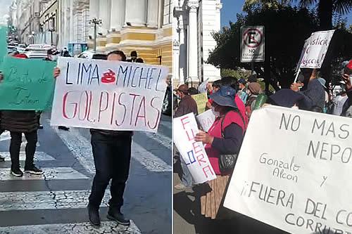 Crisis en el Consejo de la Magistratura deriva en acusaciones y movilizaciones en las calles