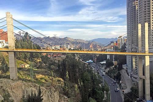 Gobierno dispone patrullaje en el Puente de las Américas y pide al Alcalde adecuar la estructura