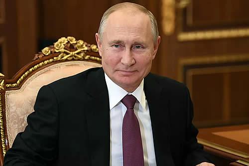 Estos son los principales pasatiempos de Putin