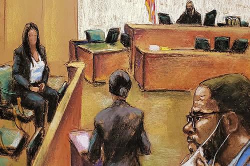 Una mujer acusa al cantante R. Kelly de encerrarla 2 días sin comida ni agua para después drogarla y violarla