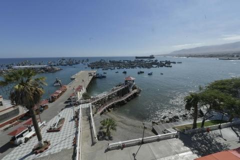 Embajador asegura que el Puerto de Ilo comenzó a tomar inusitada dinámica con la llegada de mercadería boliviana
