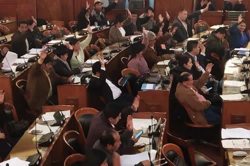 Diputados aprueban proyecto de Ley que declara prioridad la construcción de 10 hospitales para la CNS
