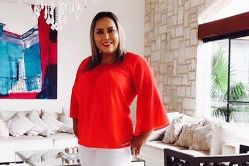 """Magistrada filmada en casa del """"narco"""" dice que no sabía de su actos delictivos"""