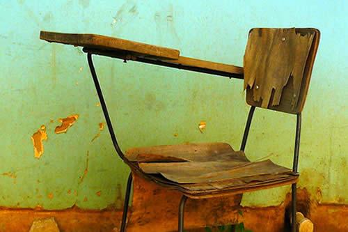 """Alertan que migración está dejando escuelas """"casi desoladas"""""""