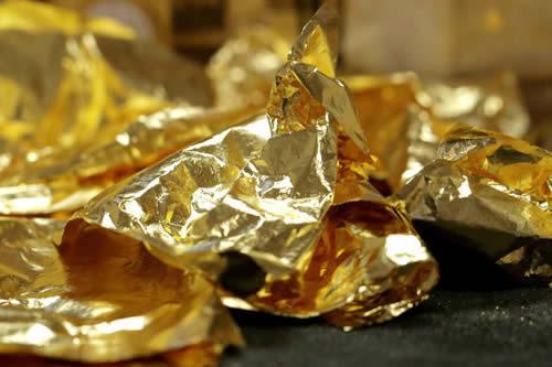 Desarrollan en Rusia un método para obtener capas de oro extrafinas hasta la transparencia