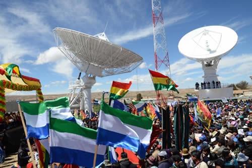 Prevén que satélite Túpac Katari venda servicios a Paraguay