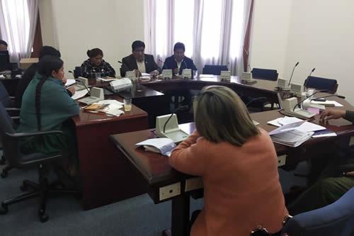 Comisión de Diputados conmina a Revilla a brindar un informe sobre desastre en Alpacoma
