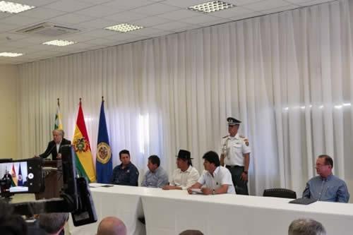 Bolivia es un ejemplo para los países de la región porque su desarrollo es positivo y muy fuerte