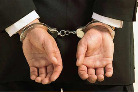 Cayó funcionario judicial en flagrante acto de corrupción