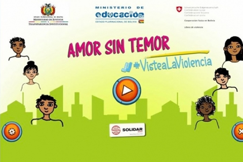 Presentan juego interactivo para teléfonos móviles que busca prevenir noviazgos violentos en adolescentes