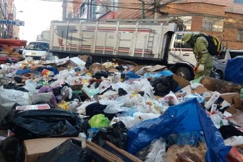 Alcaldía multa a Tersa con el equivalente a 10 días de pago por el servicio de recolección y disposición de la basura