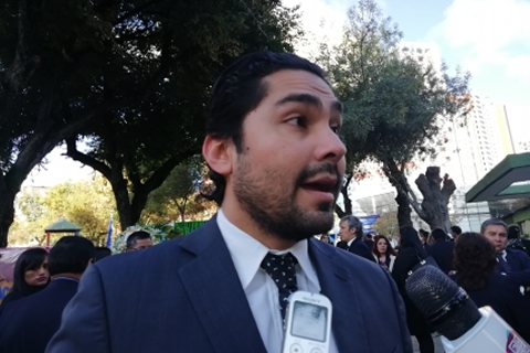 """Bolivia asumió defensa legal con """"mucha solvencia"""" en audiencia por demanda de Glencore en París"""