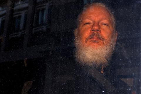 WikiLeaks reacciona a los nuevos cargos criminales contra Assange