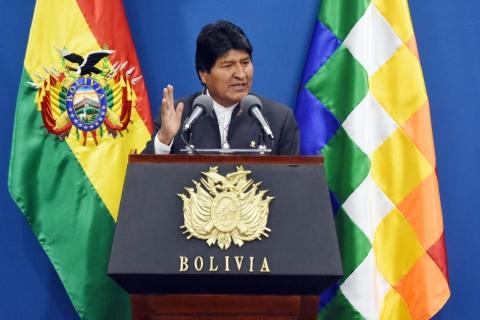 Morales anuncia reunión con alcaldes para planificar el desarrollo urbano de las ciudades