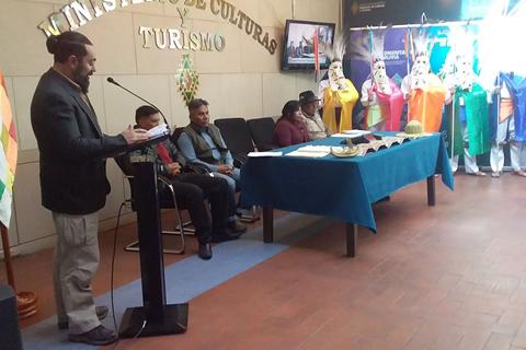 Feria Nacional de Turismo Comunitario 2019 en La Paz expondrá artesanía, gastronomía y danza