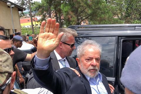 El Supremo Tribunal de Brasil rechaza uno de los dos pedidos de liberación de Lula da Silva