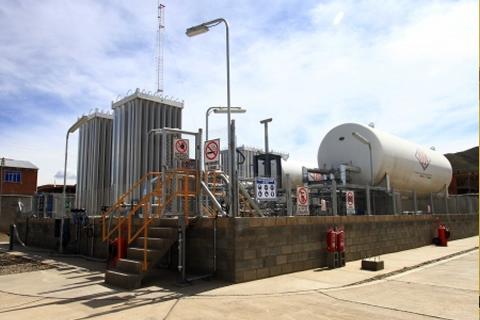 Bolivia y Perú acuerdan instalar redes de gas, venta de GLP e interconectar gasoductos