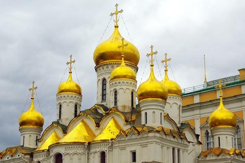 Anuncian la apertura de una iglesia ortodoxa en 'Westeros' (pero no: no es el continente de 'Juego de Tronos')