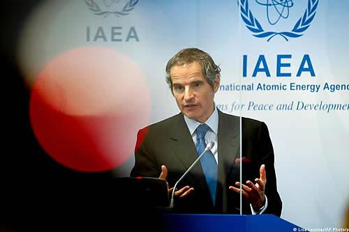 El jefe de la OIEA viaja a Teherán
