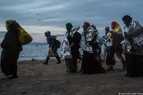 Grecia: Turquía es un país seguro para devolver a refugiados