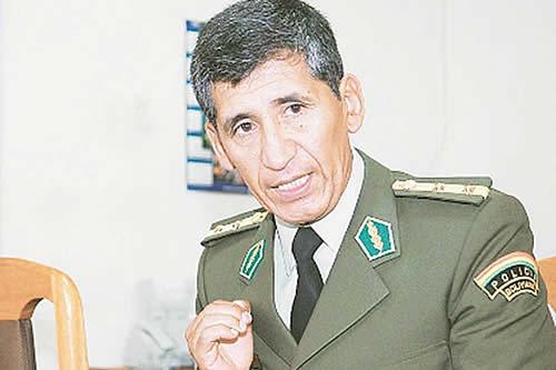 Exgeneral René Sanabria enfrenta juicio junto a otras 11 personas por narcotráfico