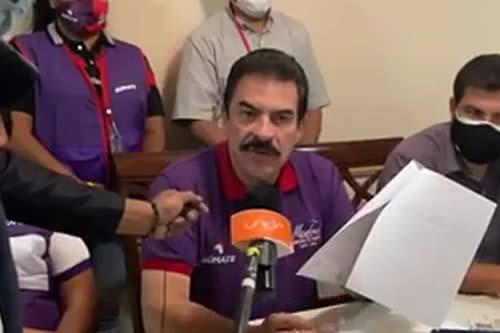 Reyes Villa anuncia recurso de revisión extraordinaria que acredite pago de deuda