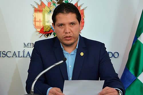 Fiscalía de Bolivia inicia investigación sobre el material antidisturbios que habría ingresado de Argentina