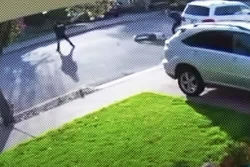 Un robo armado no va según lo planeado y sorprende a los propios ladrones